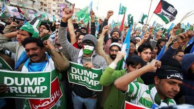 Photo of پاکستان کی سیاسی و مذھبی جماعتوں نے کی صہیونی حکومت اور عرب امارات کے معاہدے کی مذمت