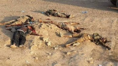 Photo of عراق میں داعش کے بارہ دہشتگرد ہلاک