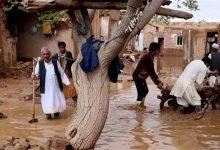 Photo of افغانستان میں سیلاب اور لینڈ سلائیڈنگ نے تباہی مچا دی