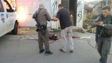 Photo of فلسطینی لڑکی کی شہادت
