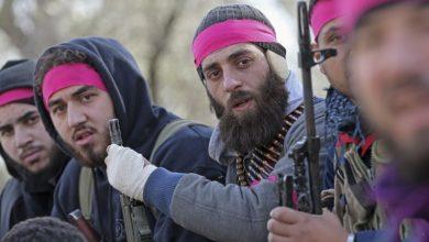 Photo of شام میں درجنوں دہشتگرد ہلاک