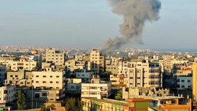 Photo of غزہ پر غاصب صیہونی ٹولے کا ایک بار پھر میزائل حملہ