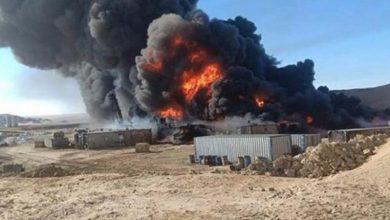 Photo of یمن، جارح سعودی اتحاد کے اڈے میں دھماکہ، اسّی ہلاک و زخمی