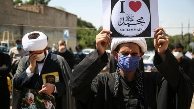 Photo of ایران میں توہینِ رسالت کے خلاف احتجاج