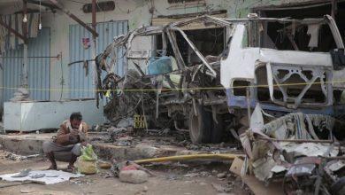 Photo of یمن پر سعودی اتحاد کی بمباری 4 یمنی شہید