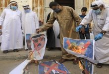 Photo of بیت المقدس کے غداروں کی تصاویر نذر آتش