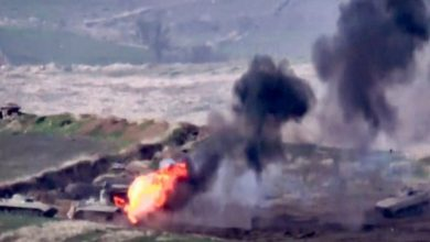 Photo of آرمینیا اور آذربائیجان کے درمیان خونریز جھڑپیں، 2 جنگی طیارے اور 14 ڈرون تباہ