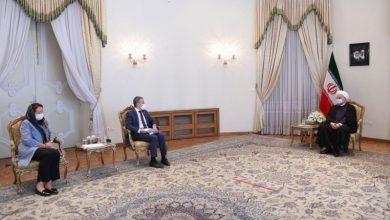 Photo of امریکہ، ایران کی حکومت گرانا چاہتا تھا لیکن ناکام رہا: صدر روحانی
