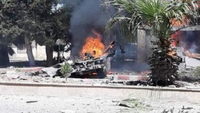 Photo of شام میں کار بم دھماکہ، 14 افراد جاں بحق و زخمی