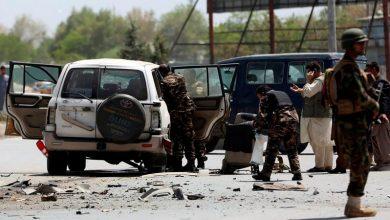 Photo of خودکش حملے میں افغان نائب صدر بال بال بچے
