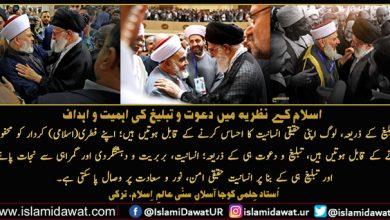 Photo of اسلام کے نظریہ میں دعوت و تبلیغ کی اہمیت و اہداف