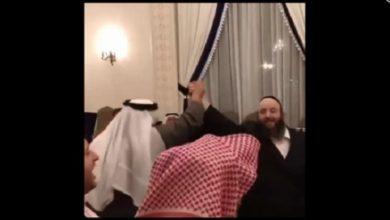 Photo of فلسطینیوں کی لاشوں پر عربوں اور صیہونیوں کا رقص+ ویڈیوز