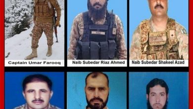 Photo of وہابی دہشت گردوں کے حملے میں پاکستانی فوج کے 12 اہلکار جاں بحق