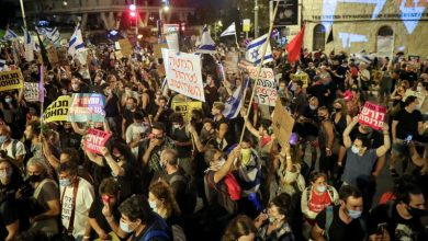 Photo of اسرائیلی وزیر اعظم کے خلاف مظاہروں کا دائرہ وسیع
