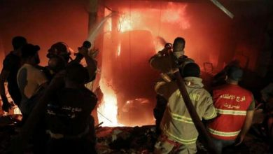 Photo of بیروت میں دھماکہ، 4 افراد جاں بحق 50 زخمی