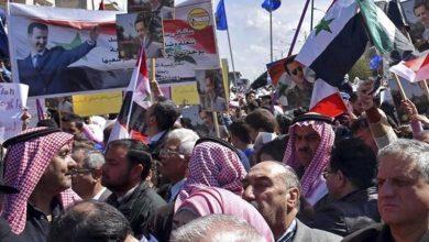 Photo of شام میں دہشت گرد امریکہ اور ترکی کی قبضہ گری پالیسی کے مخالف مظاہرے