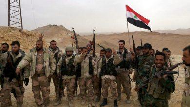 Photo of شام، دیرالزور سے دہشت گردوں کا صفایا