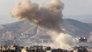 Photo of شام کے درعا شہر میں شدید دھماکہ