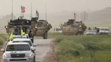Photo of شام میں امریکی فوجی کانوائے پر بم سے حملہ