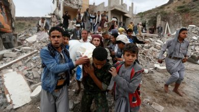 Photo of یمن پر سعودی جارحیت، 2 خواتین شہید