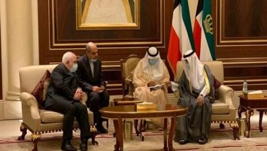 Photo of ظریف کی کویت کے نئے امیر اور وزیر خارجہ سے ملاقات