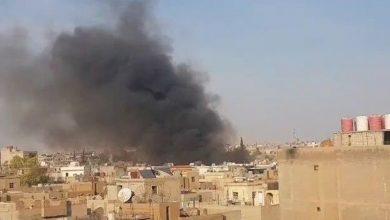 Photo of شام: دہشتگردوں کے ہتھیاروں کے گودام میں خوفناک دھماکہ، 10 دہشتگرد ہلاک
