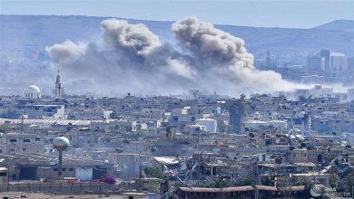 Photo of شام، ترکی سے وابستہ عناصر پر میزائلی حملہ، 15 ہلاک و زخمی