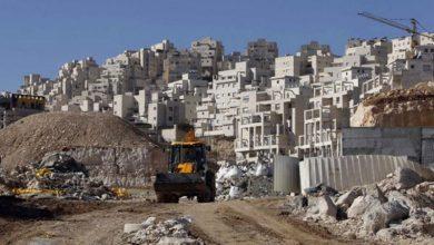 Photo of مقبوضہ فلسطین میں صیہونی بستیوں کی تعمیر کی مذمت