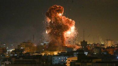 Photo of غزہ پرصیہونی دشمن کی گولہ باری