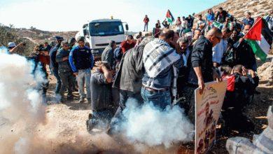 Photo of غرب اردن کے علاقوں میں صیہونی فوجیوں کی بربریت
