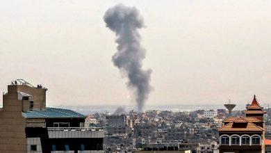 Photo of غزہ پر صیہونی ٹولے کی بمباری