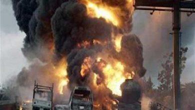 Photo of العریش گیس پائپ لائن میں دھماکہ،مصر