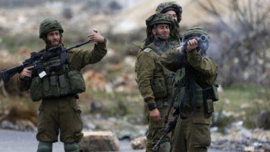 Photo of فلسطینیوں کے مظاہرے پر صیہونی دہشتگردوں کی یلغار، متعدد زخمی