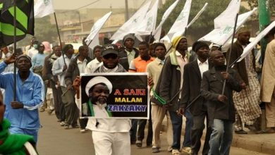 Photo of آیت اللہ شیخ زکزاکی کی رہائی کیلئے مظاہرے