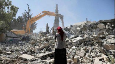 Photo of صیہونیوں کی دہشتگردی، فلسطینیوں کے مزید مکانات مسمار کر دئے
