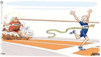 Photo of ٹرمپ ہار ماننے کو تیار نہیں! ۔ کارٹون