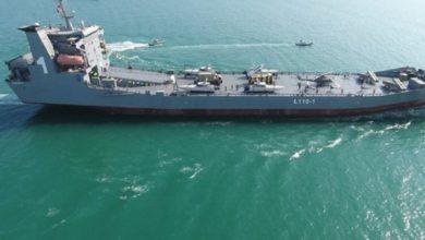 Photo of خلیج فارس ایران کے دفاعی استحکام کی علامت