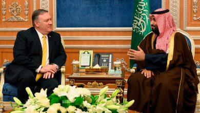 Photo of امریکی وزیر خارجہ کی سعودی ولیعہد سے ملاقات