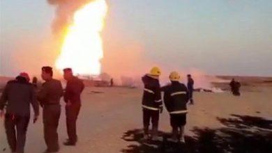 Photo of عراق میں پائپ لائن میں دھماکہ، پی کے کے نے لی ذمہ داری