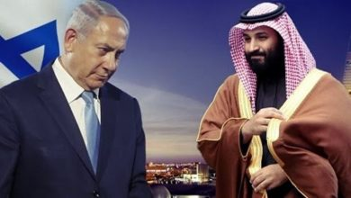 Photo of حماس اور انصاراللہ کی جانب سے نیتن یاھو کے دورہ سعودی عرب کی مذمت