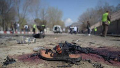 Photo of یونیورسٹی خودکش حملے پر عام سوگ، کابل کی فضا سوگوار