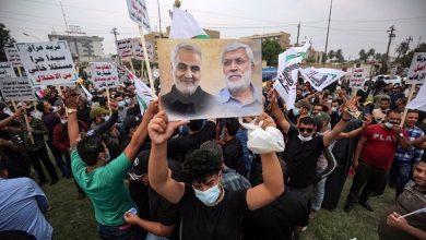 Photo of امریکی دہشتگردوں کی موجودگی کے خلاف عراقی عوام کا مظاہرہ