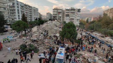 Photo of ترکی میں زلزلے سے مرنے والوں کی تعداد بڑھ کر 83 ہوئي