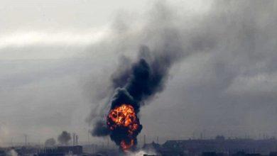 Photo of لبنان کی تیل پائپ لائن میں دھماکہ ۔ ویڈیو