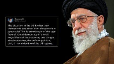 Photo of جوبائیڈن کی کامیابی پر رہبر انقلاب اسلامی کے دفتر کا رد عمل
