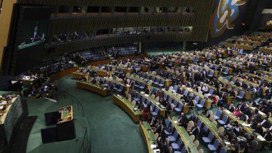Photo of فلسطین کے حق میں اقوام متحدہ کی ایک اور قرارداد