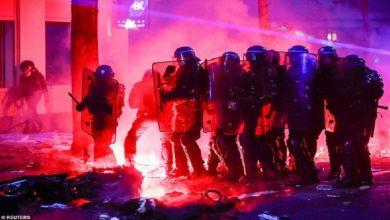 Photo of میکرون کی پالیسیوں کے خلاف پیرس میں پرتشدد مظاہرے