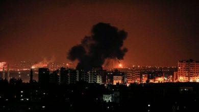 Photo of غزہ پر اسرائیل کا ایک بار پھر حملہ