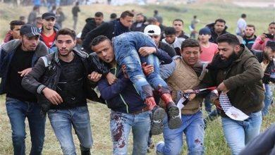 Photo of صیہونی دہشتگردوں کے حملے میں 14 فلسطینی زخمی