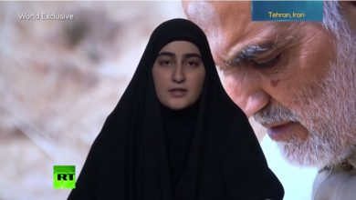 Photo of شہید قاسم سلیمانی کی بیٹی: بائیڈن اور ٹرمپ میں کوئی فرق نہيں ہے !